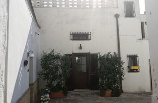 Appartamento centro storico Oria